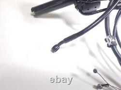 05 Harley Davidson Fat Boy FLSTFI 14 Ape Hanger Handlebar Switch Cable KIT