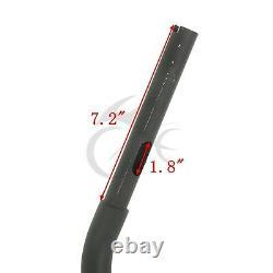 1 1/4 Fat 12 Rise Ape Hanger Handlebar For Harley Sportster XL 883 1200 Custom