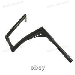 1.25 Fat 12 Rise Ape Hangers Handlebar For Harley Sportster XL Dyna Softail KM
