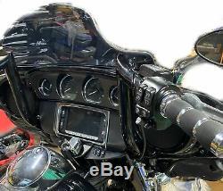 1.5 Fat Harley Street Glide Ape Hangers 14 USA Made Vet Owned Jsr Custom