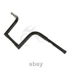 10/12/14/16 1 1/4 Ape Hanger Fat Handlebar For Harley Softail Sportster XL