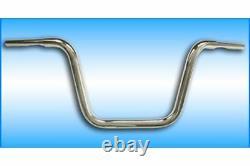 261847 FEHLING Motorrad Lenker Fat-Ape Hanger f. E-Gas Griff, chrom, 1 1/4 Zoll