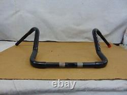 300831 Khrome Werks 1-1/4 Fat Ape Hanger Black 14 Handlebar
