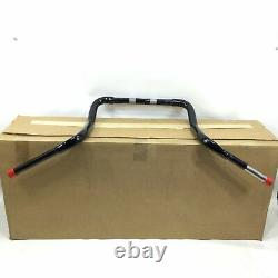FAT 1.25 12 BOBBER STYLE Bagger APE Hangers 2008-UP Batwing Harley Touring