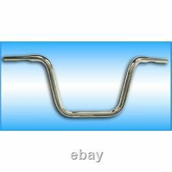 Lenker Fat-Ape Hanger für H-D E-Gas Griff 1 1/4 Zoll H30 chrom FEHLING for