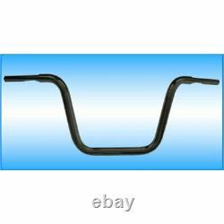 Lenker Fat-Ape Hanger für H-D E-Gas Griff 1 1/4 Zoll H30 schwarz FEHLING for
