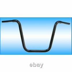 Lenker Fat-Ape Hanger für H-D E-Gas Griff 1 1/4 Zoll H40 schwarz FEHLING for