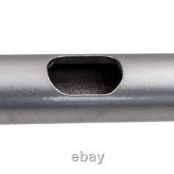Motorcycle Fat Ape Hanger Bars 7/8 22mm For Harley Handlebars Softail Sliver