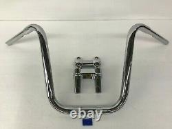 OEM Harley-Davidson 16in. Fat Ape Hanger Handlebar Kit with Riser 56942-10B